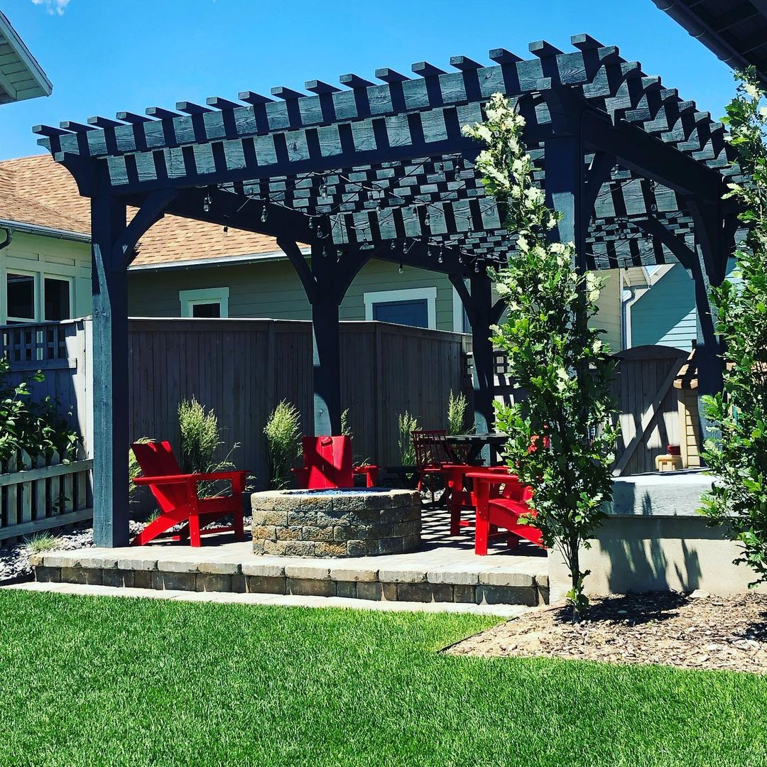 Creative Ways to Transform and Use an Old Pergola